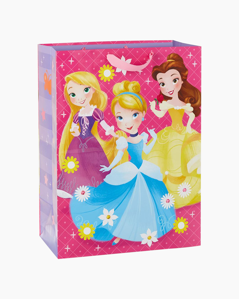 Hallmark Disney Princess X-Deep Gift Bag, 20
