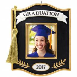 Hallmark Congrats, Grad! 2017 Photo Holder Ornament