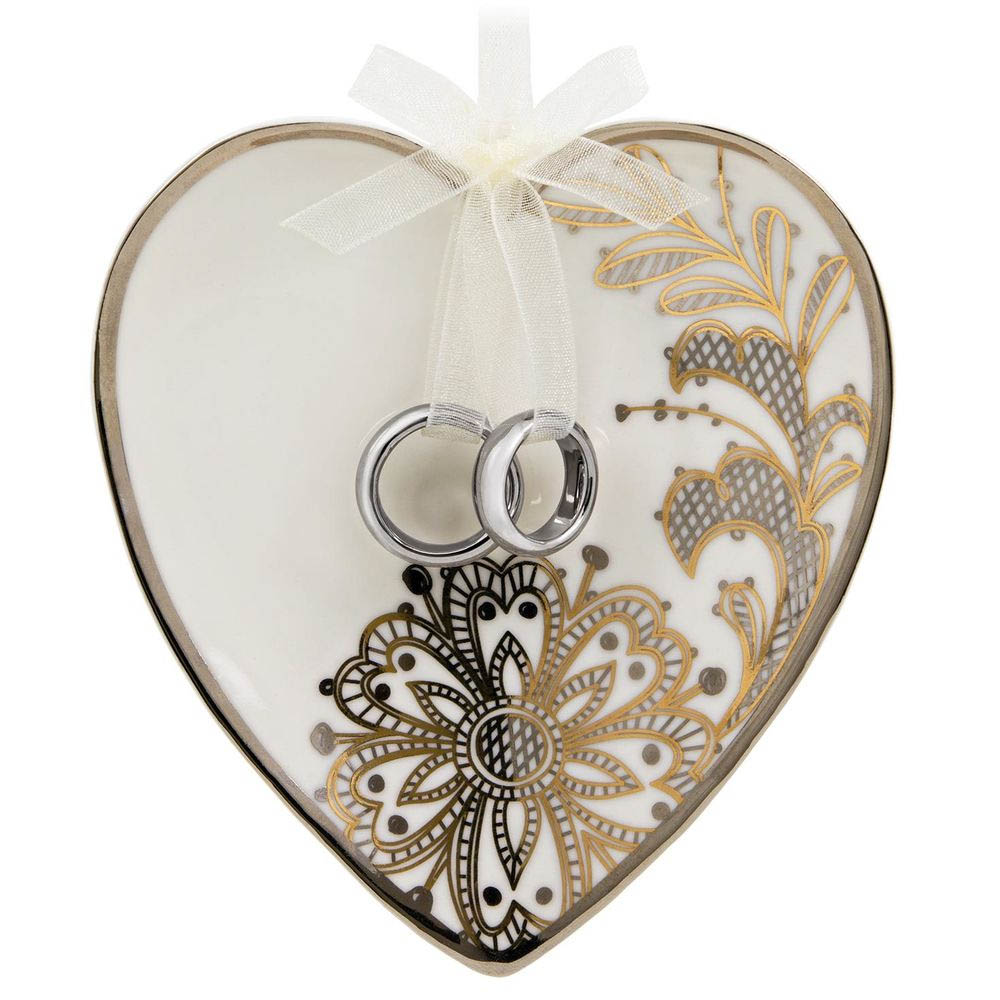Hallmark With This Ring 2017 Wedding Ornament