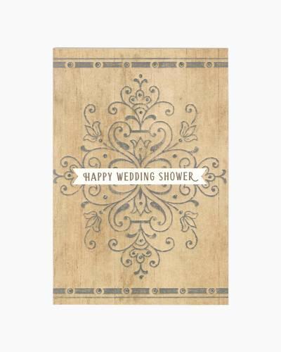 Happy Wedding Shower Card
