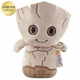 Hallmark itty bittys Guardians of the Galaxy Groot Stuffed Animal Limited Edition