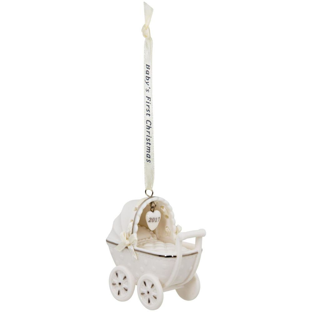 Hallmark Baby's First Christmas 2017 Ornament