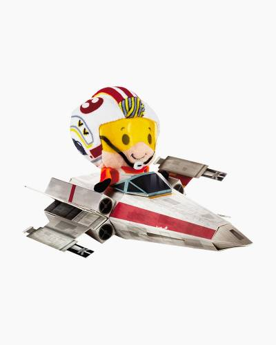 itty bittys Star Wars Luke Skywalker X-Wing Pilot 40th Anniversary Stuffed Animal Special Edition