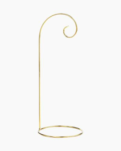 Gold Ornament Display Stand