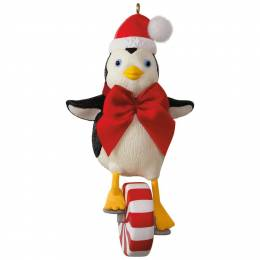 Hallmark Penguin on Parade Ornament