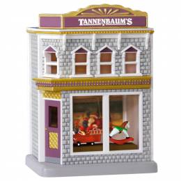 Hallmark Keepsake Korners Tannenbaum's Department Store Ornament