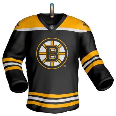 NHL Boston Bruins Jersey Ornament