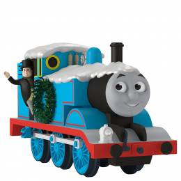 Hallmark Christmastime With Thomas the Tank Engine Ornament
