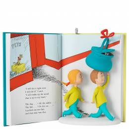 Hallmark Dr. Seuss's What Pet Should I Get? Ornament