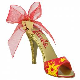 Hallmark Barbie Shoe-sational! Special Edition Ornament
