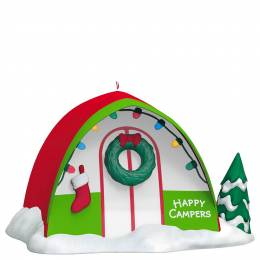 Hallmark Happy Campers Ornament
