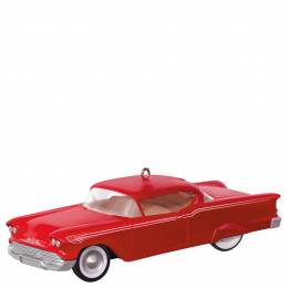 Hallmark Keepsake Kustoms 1958 Chevrolet Impala Ornament