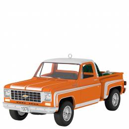Hallmark All-American Trucks 1976 Chevrolet C-10 Sport Ornament
