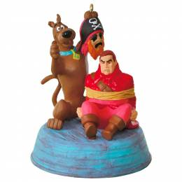 Hallmark SCOOBY-DOO Saves the Day Sound Ornament