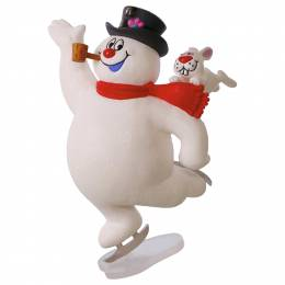Hallmark FROSTY THE SNOWMAN Look At Frosty Go! Ornament