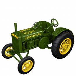 Hallmark 1928 John Deere Model GP Tractor Ornament