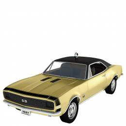 Hallmark 1967 Chevrolet Camaro RS/SS 50th Anniversary Ornament