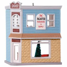 Hallmark Nostalgic Houses and Shops Palmiter Hardware & Supply Ornament