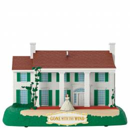 Hallmark GONE WITH THE WIND Tara Musical Ornament