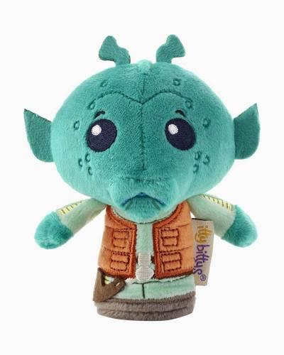 itty bittys Star Wars Greedo Stuffed Animal