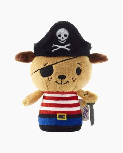 itty bittys Pirate Party Pup Stuffed Animal