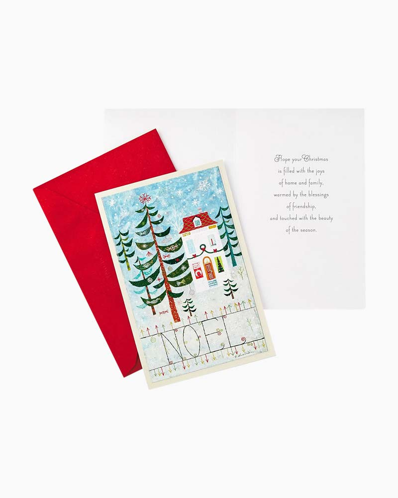 Hallmark Noel Value Christmas Cards, Box of 40 | The Paper Store
