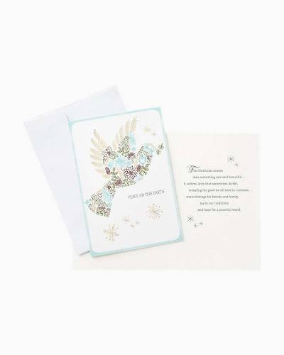 Dove of Peace Christmas Cards, Box of 16