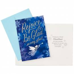 Hallmark Rejoice and Be Glad Christmas Cards, Box of 12