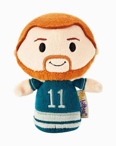 itty bittys NFL Player Carson Wentz Stuffed Animal Special Edition