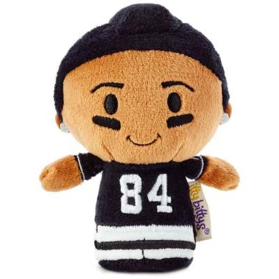 itty bittys NFL Player Antonio Brown Stuffed Animal Special Edition