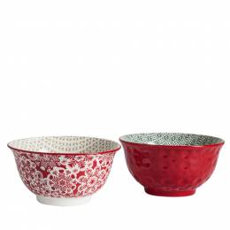 Hallmark Holiday Bowls Set