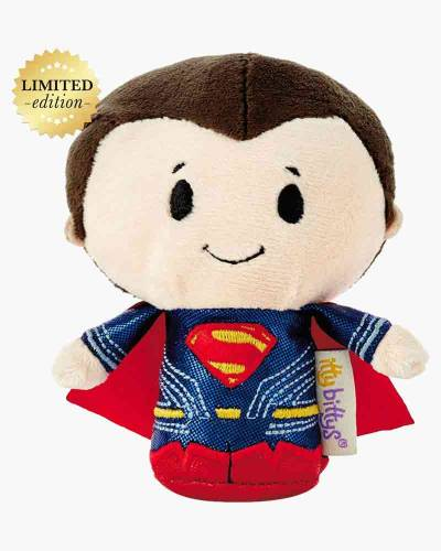 itty bittys Justice League Superman Stuffed Animal Limited Edition
