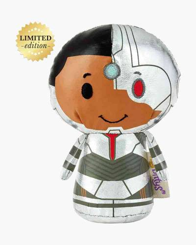 itty bittys Justice League Cyborg Stuffed Animal Limited Edition