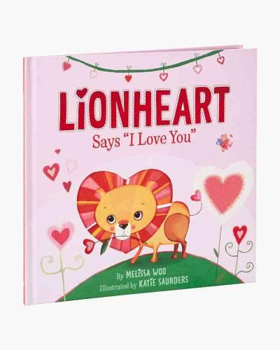 "Lionheart Says ""I Love You"" Book"
