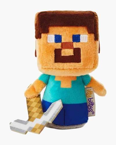 itty bittys Minecraft Steve Stuffed Animal