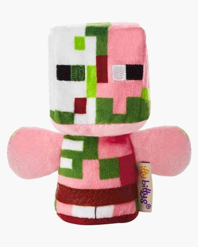 itty bittys Minecraft Zombie Pigman Stuffed Animal