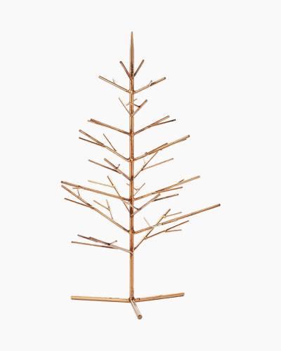 Metal Miniature Ornament Tree