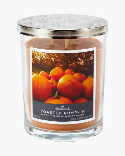 Toasted Pumpkin Soy Jar Candle