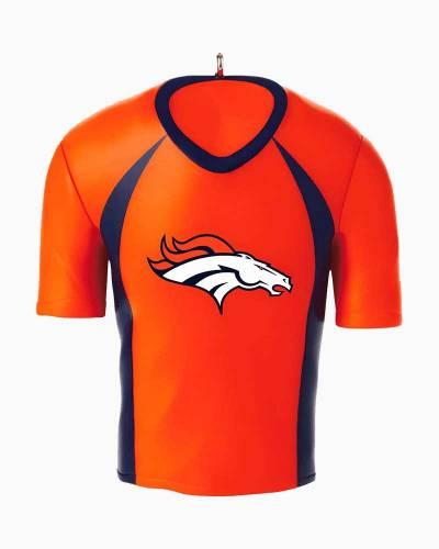 Denver Broncos Jersey Ornament