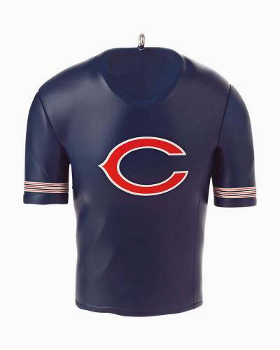 Chicago Bears Jersey Ornament
