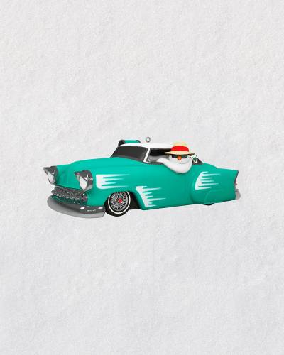 Lowrider Low N' Sno Musical Ornament