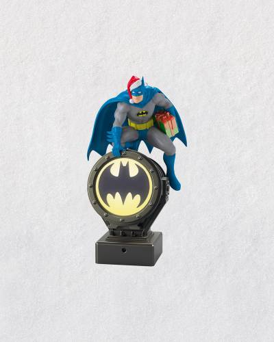 Batman Peekbuster Motion-Activated Sound Ornament
