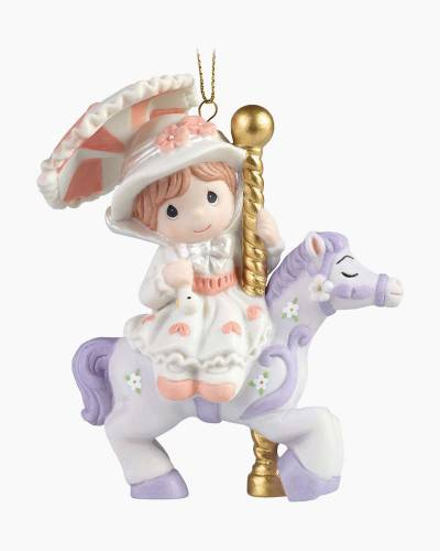 Disney Mary Poppins Precious Moments Porcelain Ornament