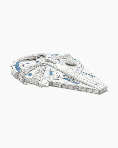 Solo: A Star Wars Story Millennium Falcon Ornament With Light