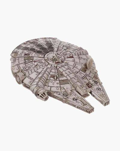 Star Wars Millennium Falcon Ornament With Light and Sound