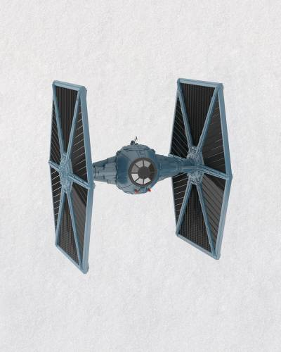 Star Wars TIE Fighter Ornament With Light and Sound