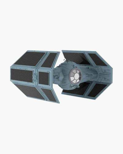 Star Wars Darth Vader's TIE Fighter Ornament With Light and Sound