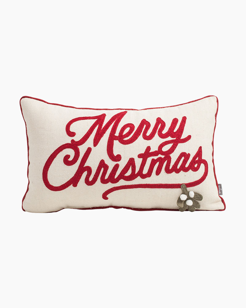 Hallmark Merry Christmas Throw Pillow | The Paper Store