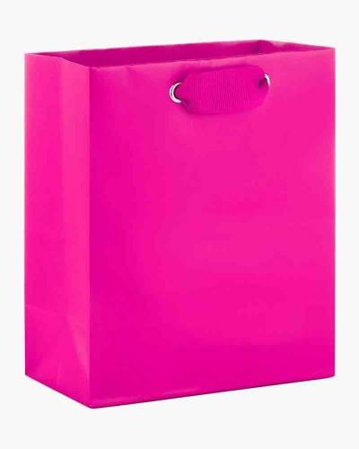 Hot Pink Small Gift Bag
