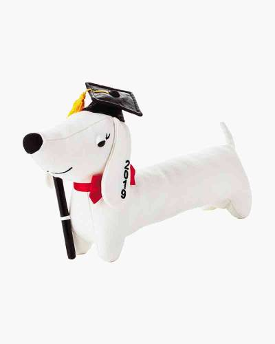 2019 Graduation Autograph Pup Stuffed Animal, 8.25""